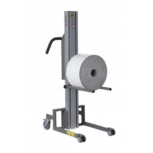 Wózek manipulacyjny 80 kg z podwójnym trzpieniem