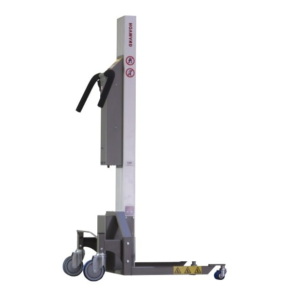Wózek manipulacyjny 50 kg z trzpieniem rozprężnym