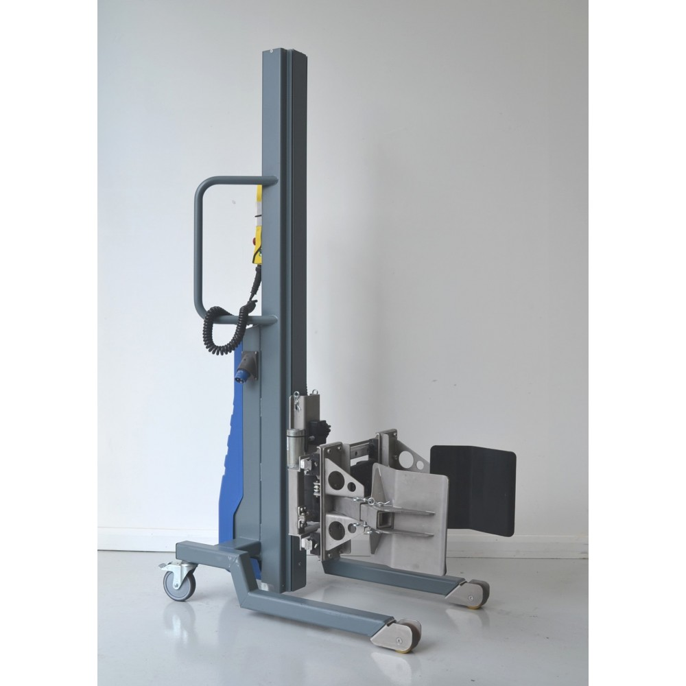 Wózek manipulacyjny 150 kg ze ściskaniem zewnętrznym