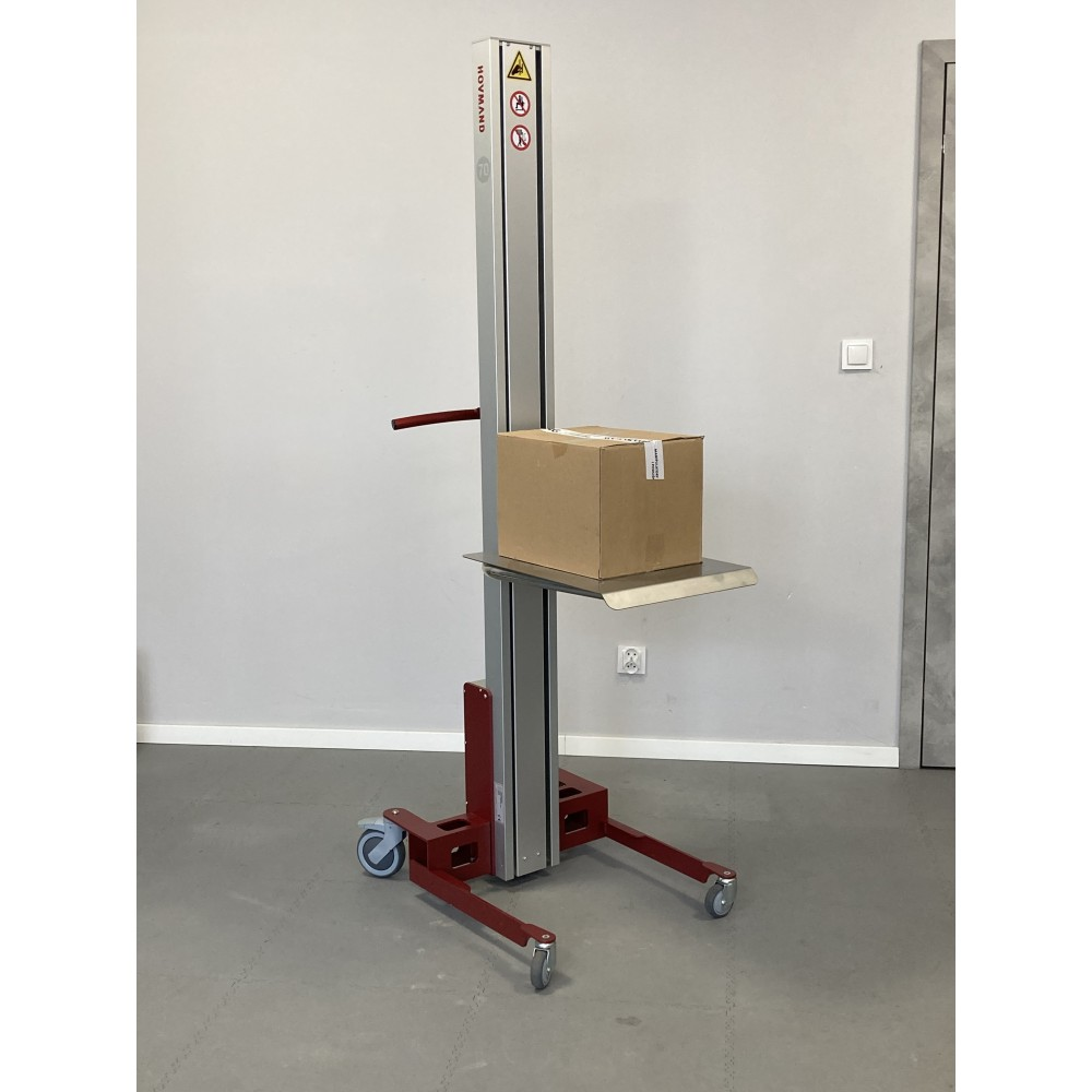 Wózek manipulacyjny 70 kg z platformą SS