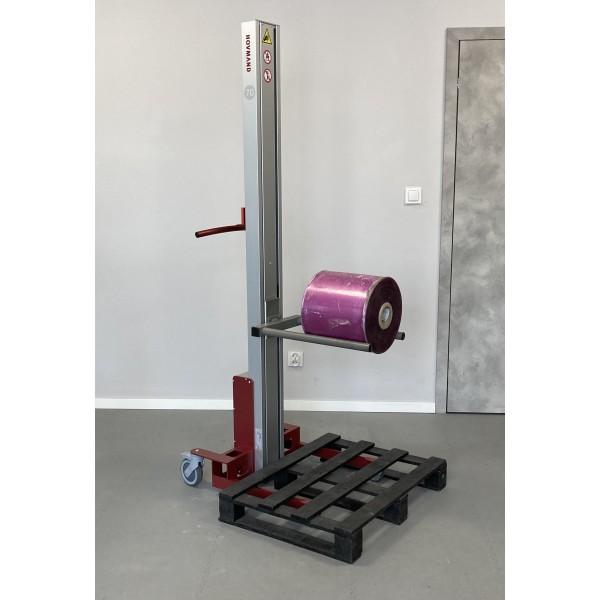 Wózek manipulacyjny 70 kg z podwójnym trzpieniem