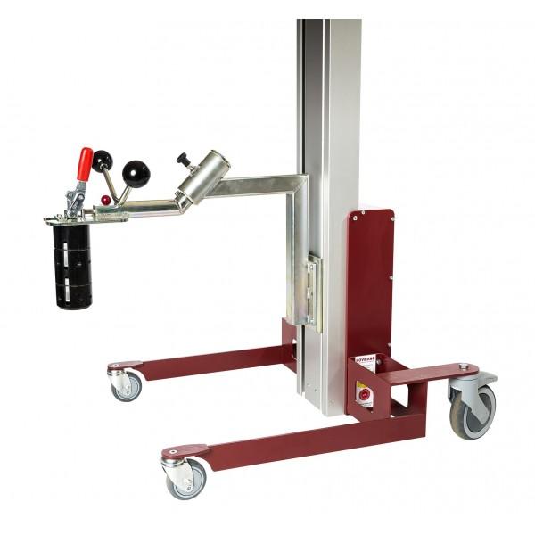 Wózek manipulacyjny 30 kg z trzpieniem rozprężnym